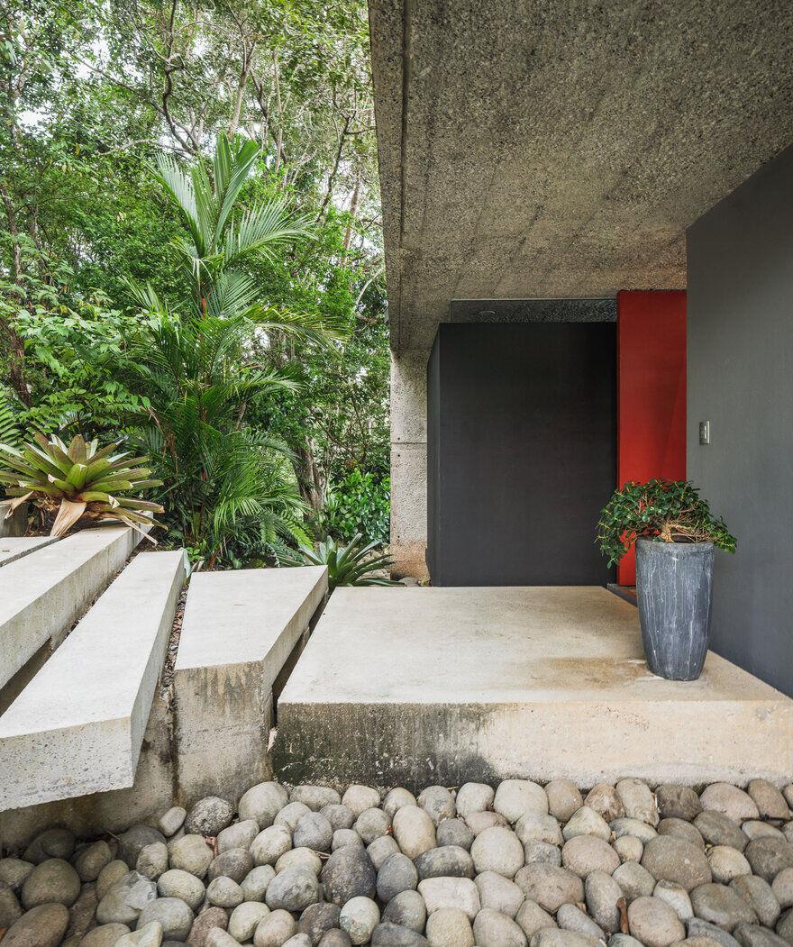 Img#84 Cocobolo House, Costa Rica / Cañas Arquitectos