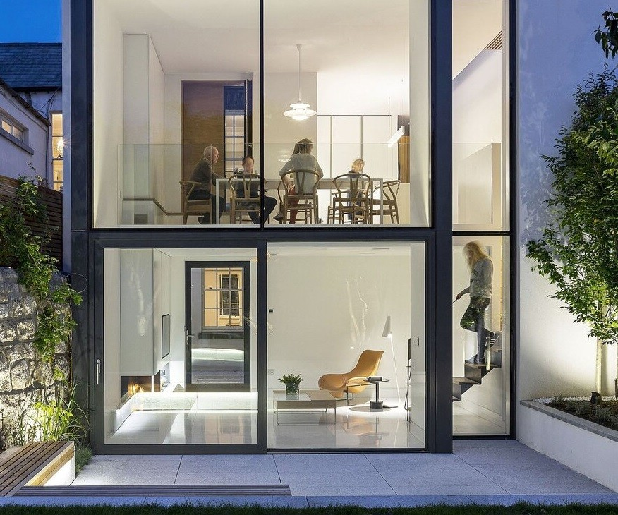 A Contemporary Two Storey Extension to a Victorian House ...