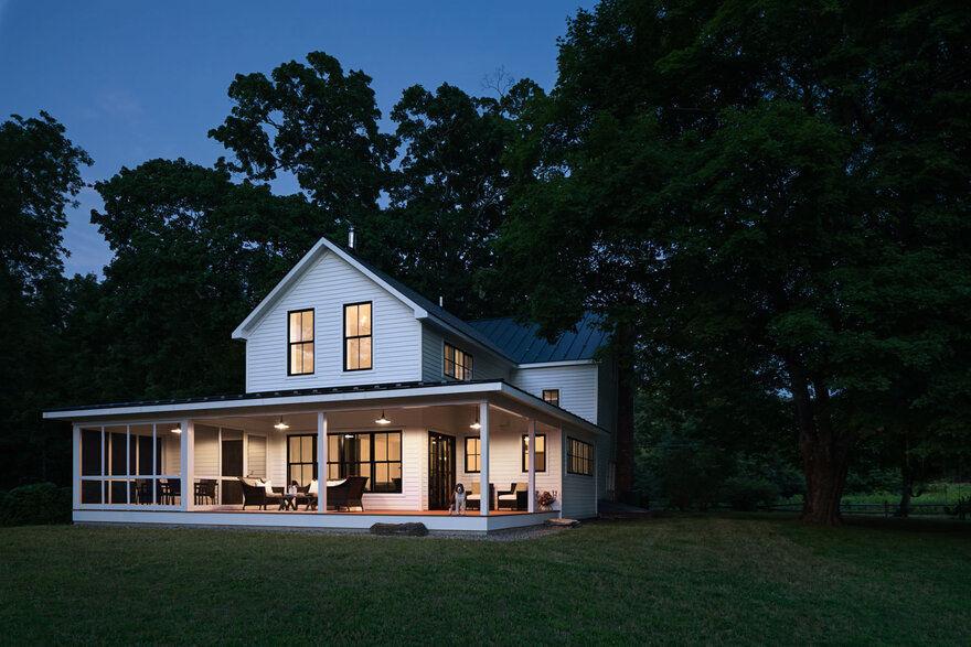 Dutchess County Farmhouse / Jill Porter Architect