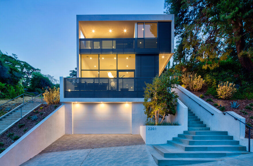 Echo House / ANX / Aaron Neubert Architects
