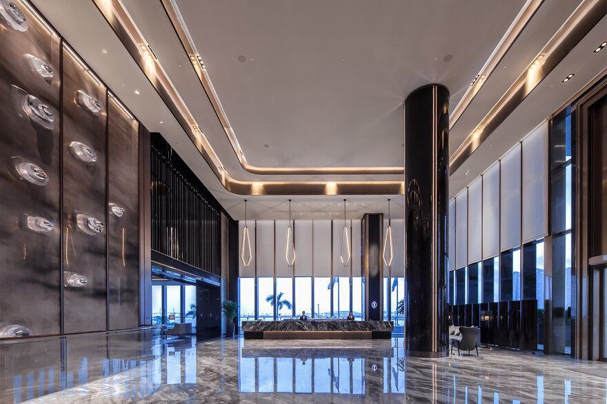 Intercontinental Hotel Zhuhai / CL3 Architects Limited