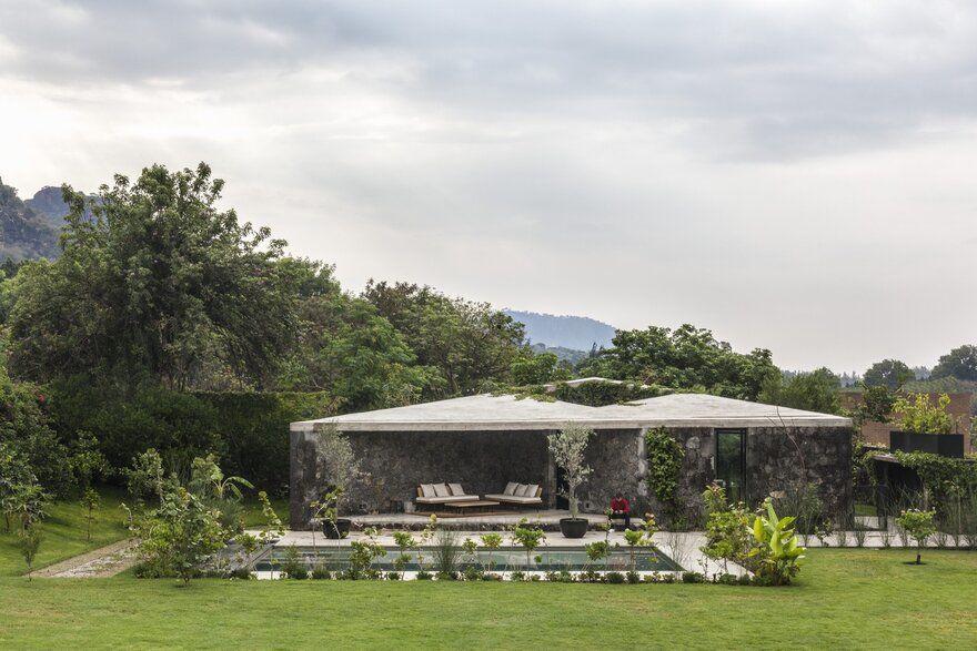 Lounge MA, Tepozteco Mountains / Cadaval & Solà-Morales