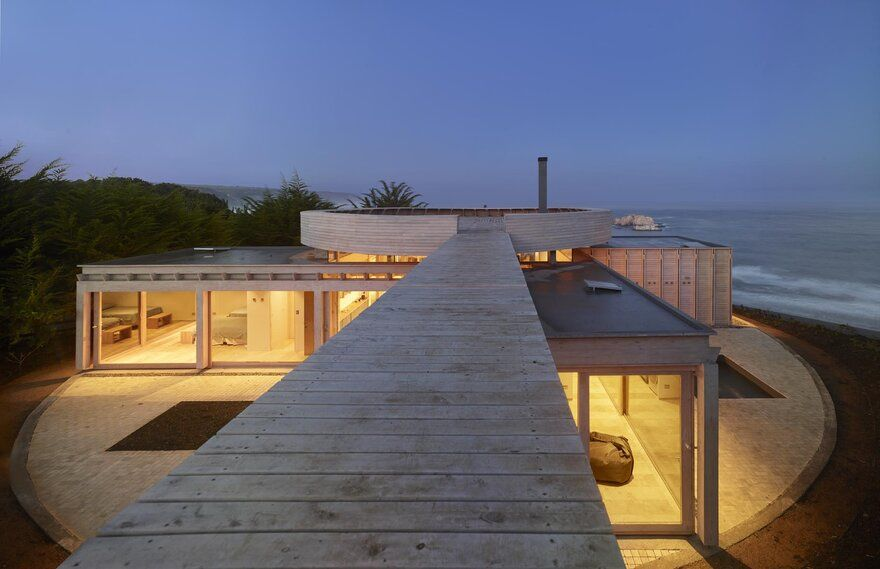Matanzas Vacation House / Cristián Izquierdo
