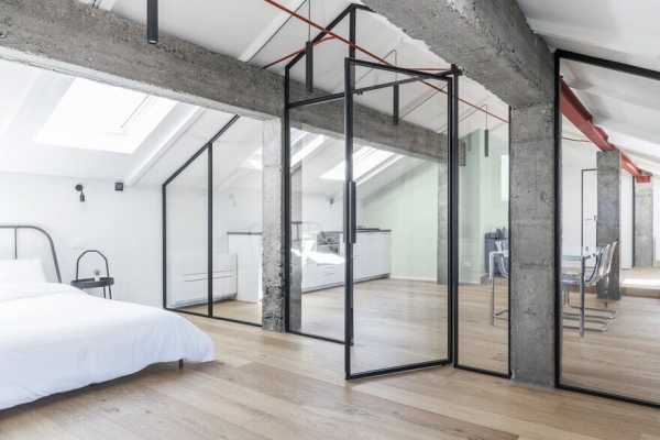 Recovery of an Attic of a Building in Turin / BLAARCHITETTURA