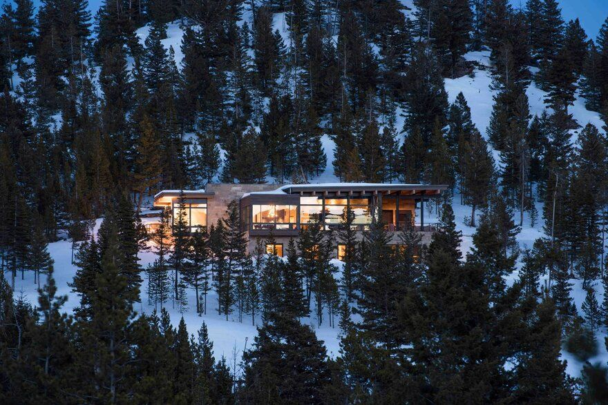 Wilderness Ridge House Maximizing Its Privileged Location