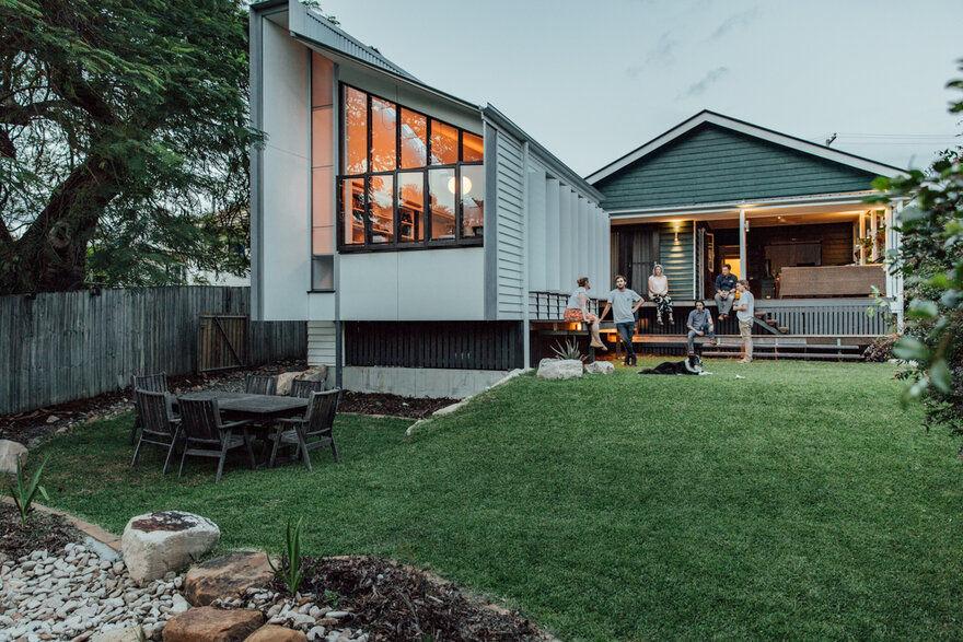 Yeronga House / Tim Bennetton Architects