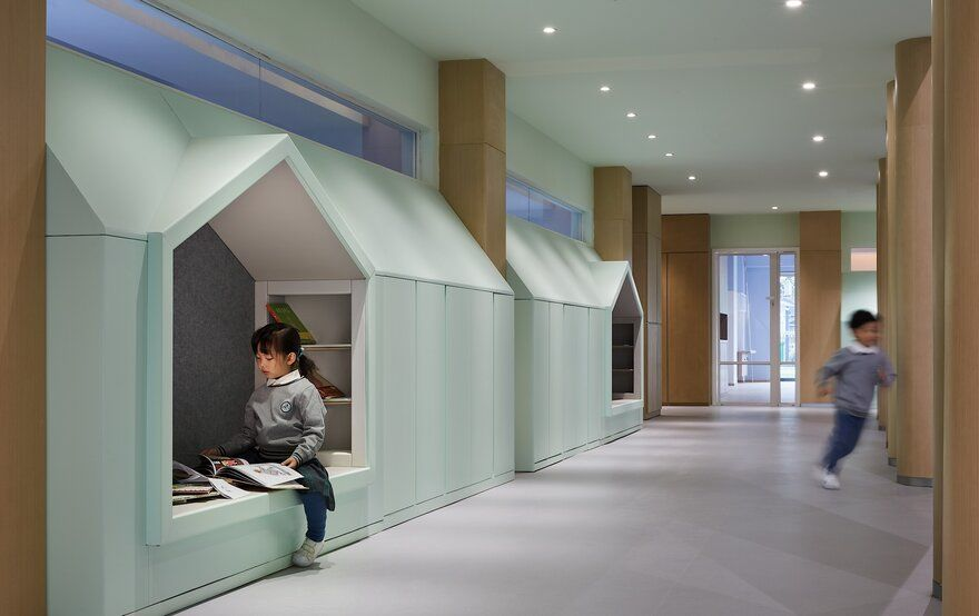 Shanghai Evergreen Kindergarten - A Beautiful Second Home
