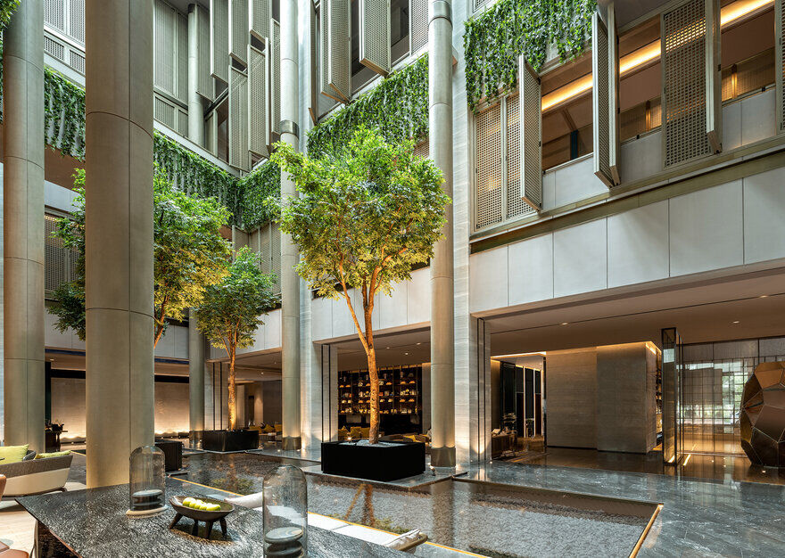 Sheraton Shenzhen Nanshan / Cheng Chung Design
