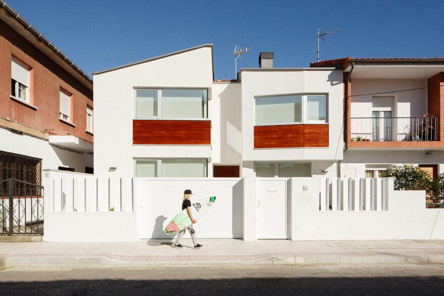 Adela House in the Coastal Town of Salinas, Spain