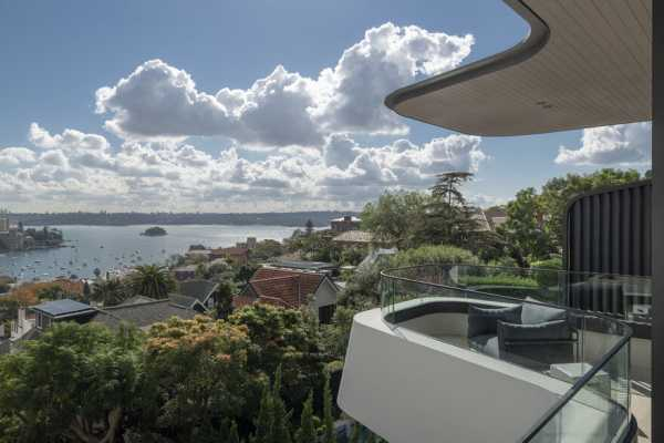 Bellevue Hill House – Sydney?s Dress Circle by Luigi Rosselli Architects