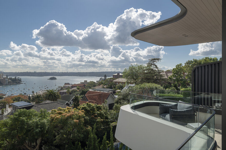 Bellevue Hill House - Sydney's Dress Circle by Luigi Rosselli Architects