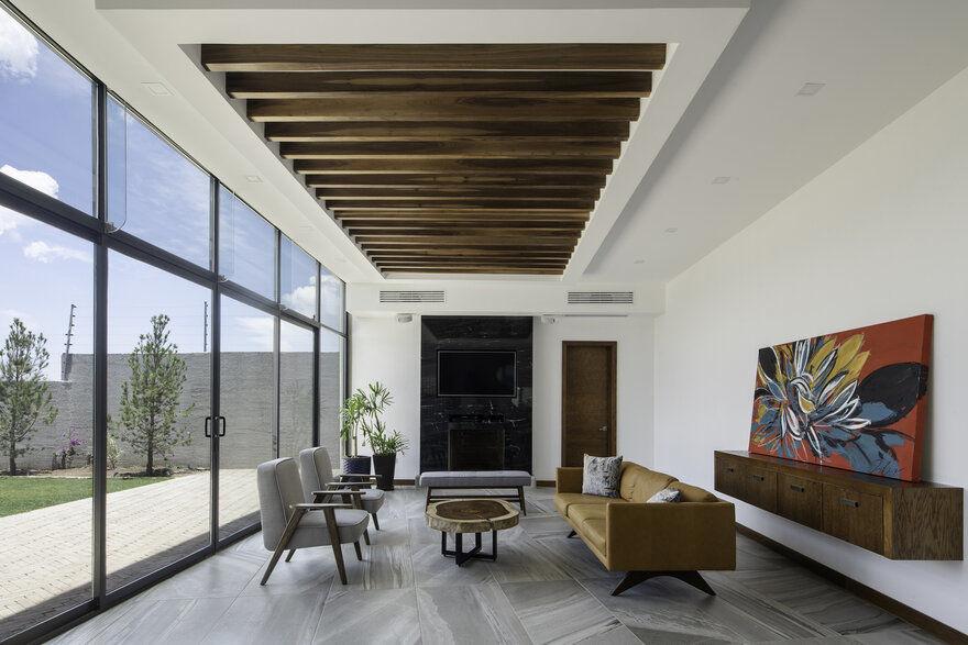 Casa Terrazas, Chihuahua, Mexico / Garza Maya Arquitectos