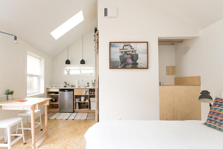 Concordia ADU / Woofter Architecture
