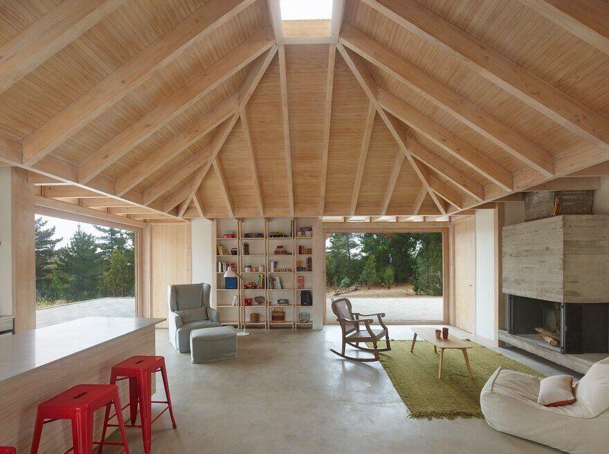 El Peumo House / Cristián Izquierdo Lehmann