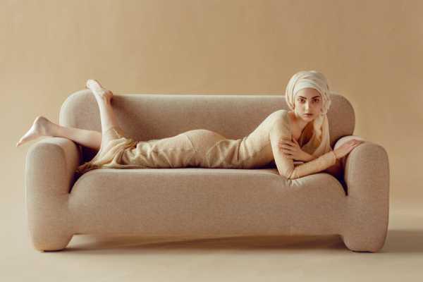 Upholstered Furniture Line by FAINA Design: PAMPUKH