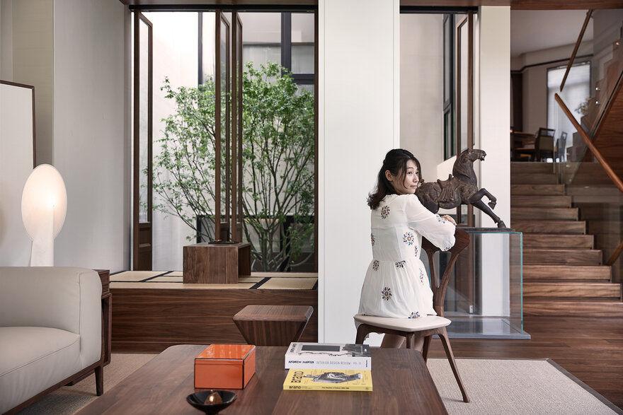 Gong Sheng House / Jingu Phoenix Space Planning Organization