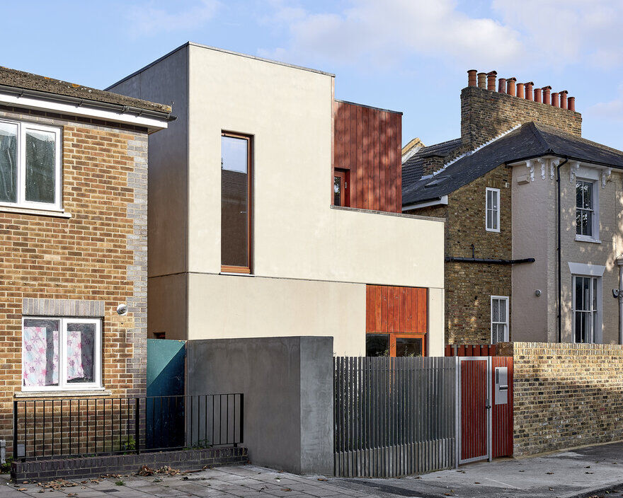 Soboro House in East London / Kennedy Twaddle Architectural Design