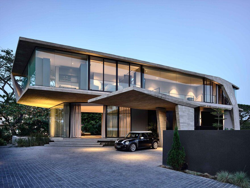 Stark House, Singapore / Park + Associates