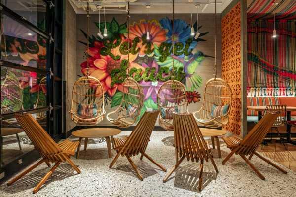 New SuViche Doral Restaurant Designed by Saladino Design Studios