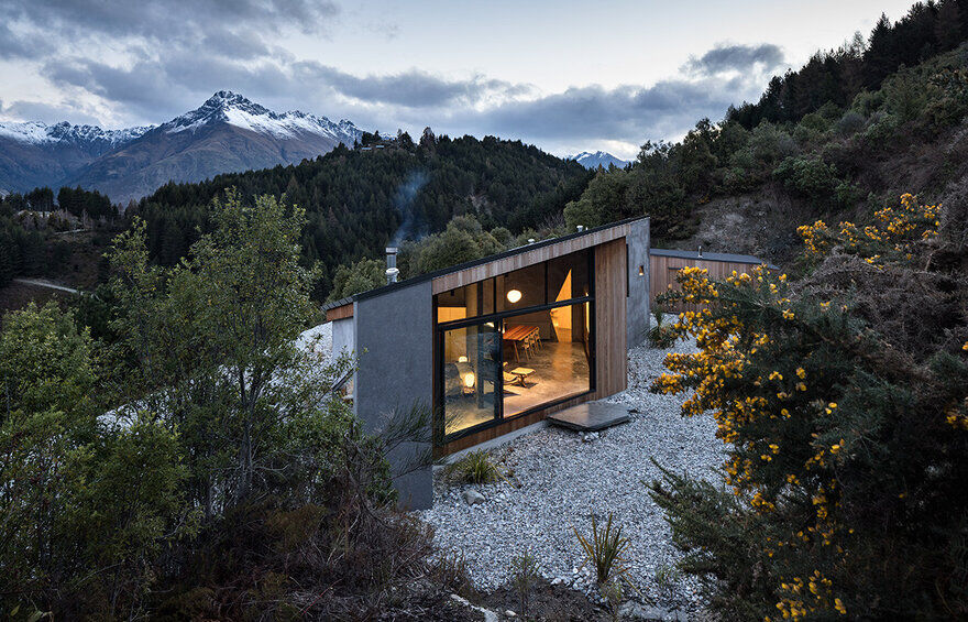 Bivvy House by Vaughn McQuarrie Alludes to Old Improvised Miner's Huts
