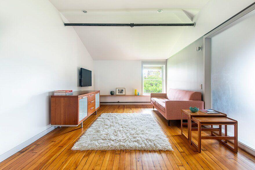 Brooklyn Heights Promenade Apartment / Studio Modh Architecture