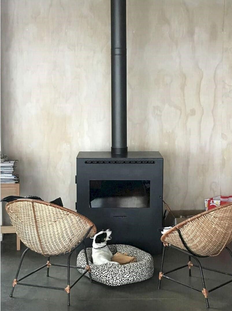 fireplace / Ampuero Yutronic