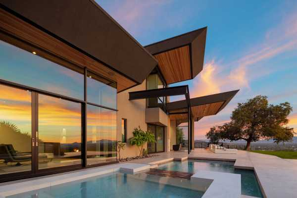 Cholla Vista House / Kendle Design Collaborative