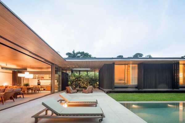 Coastal Style Weekend House in Guarujá, Brazil / Jacobsen Arquitetura