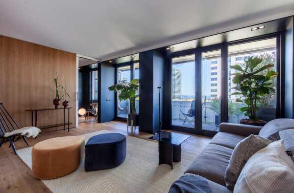 Llull Apartment, Barcelona / YLAB Arquitectos