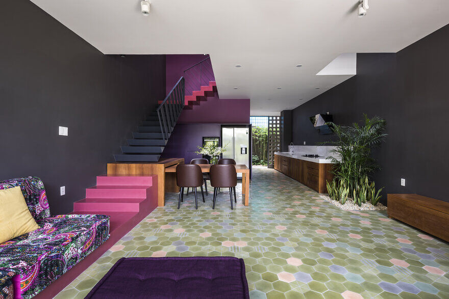 Pattern House in Ho Chi Minh City, Vietnam / MM++ Architects