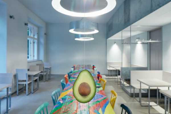 Restaurant Avocado Gang in Prague by Mimosa Architekti