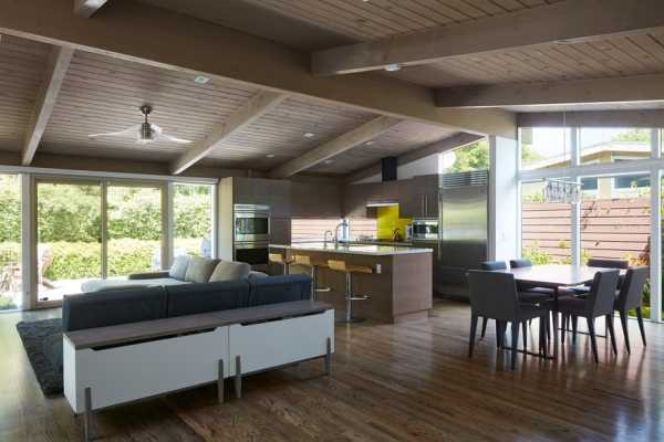 Brown and Kaufman Home Remodel by Klopf Architecture