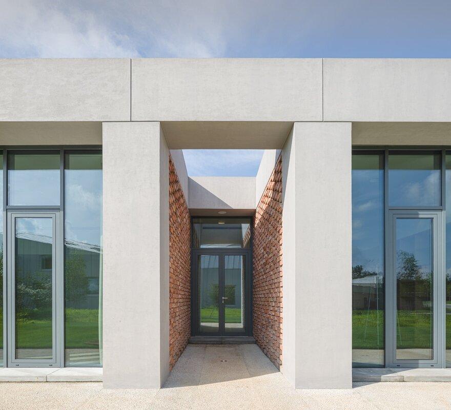 Montana Ranch House By Suyama Peterson Deguchi: ENE House By ENE+ENE Arhitectura