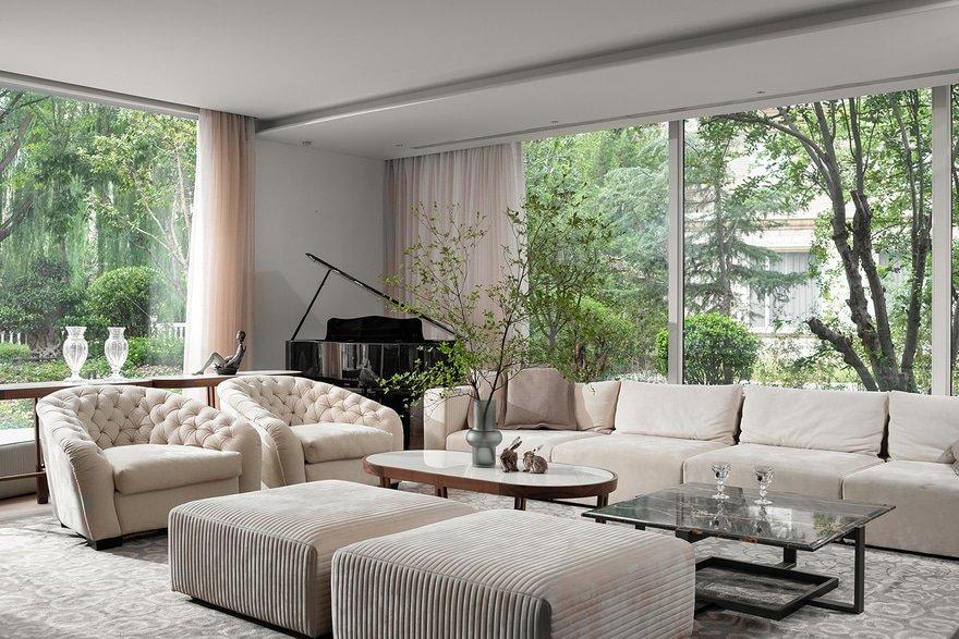 Beijing Dahu Villa by AFFD Design