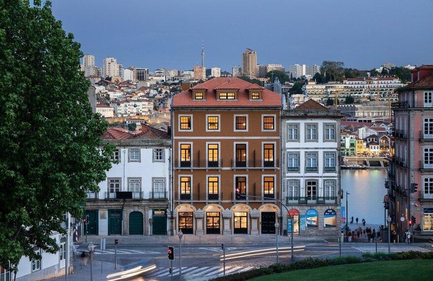 Exmo Hotel, Porto / Floret – Oficina de Arquitectura