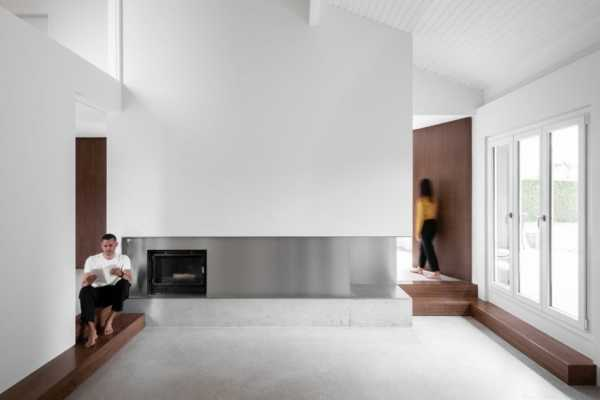 House Transformation in Commugny, Switzerland / Javier Müller