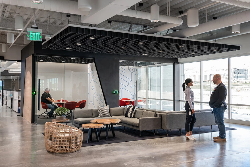 LendingClub Headquarter in San Francisco, California / Brereton