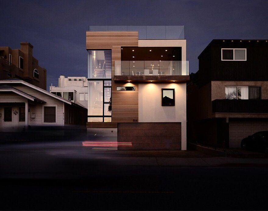 Monterey Residence, Hermosa Beach / Blanchard Fuentes Design