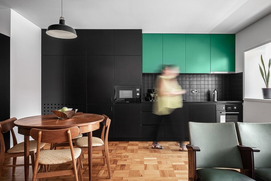 Morro Apartment / Hinterland Architecture Studio