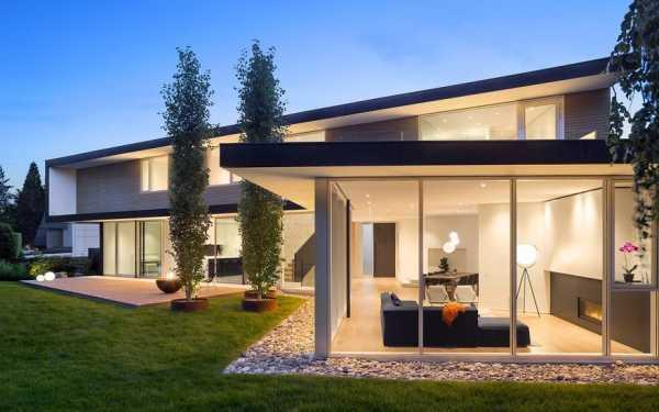 Pivot House, British Columbia / Splyce Design
