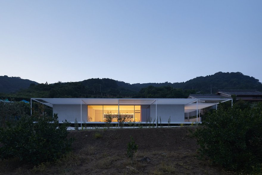 Shiraiwa House / 2id Architect - Tsukasa Okada