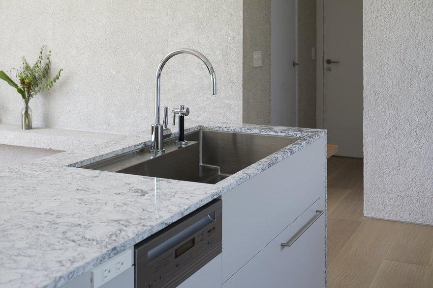 kitchen / 2id Architect - Tsukasa Okada