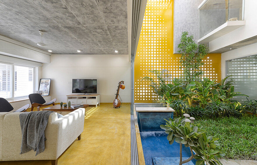 Soul Garden House Boasts a Certain Sense of Playfulness and Vitality