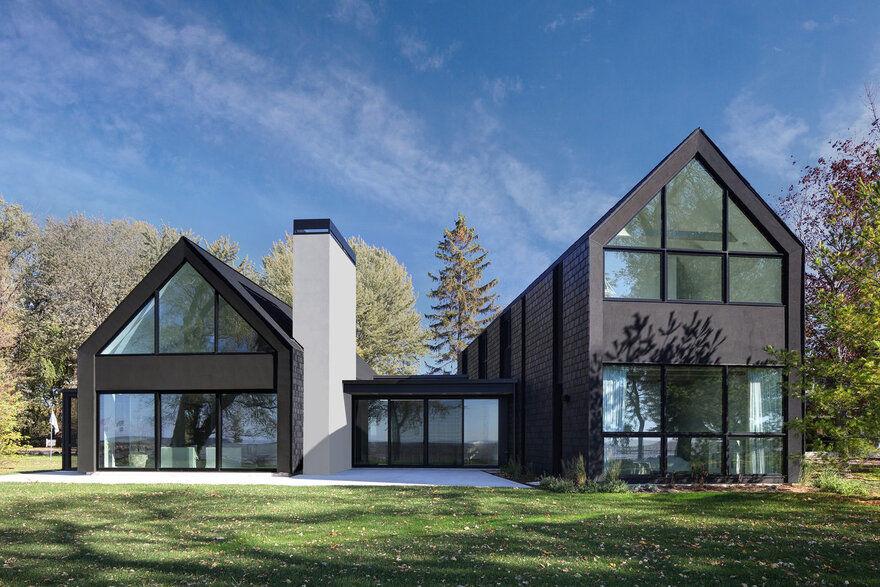 Woven House / Bruns Architecture