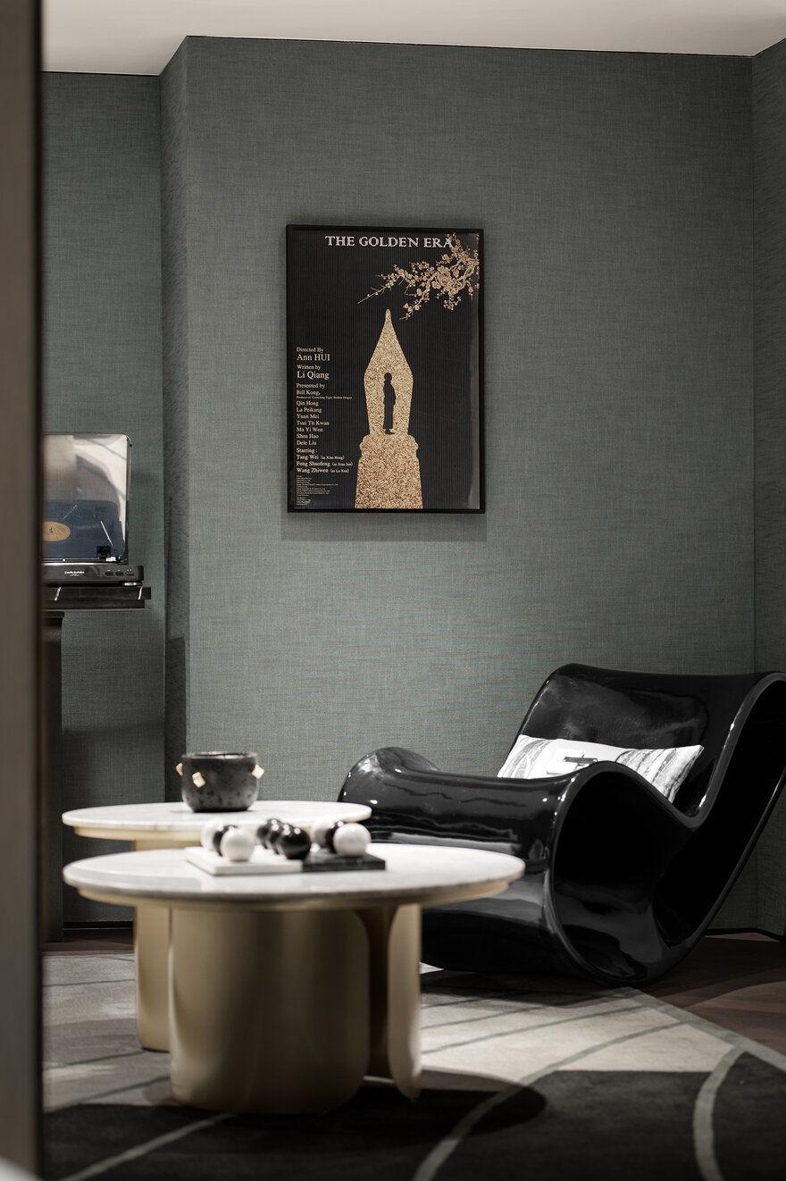 Vanke Duplex Villa / ONE-CU Interior Design Lab