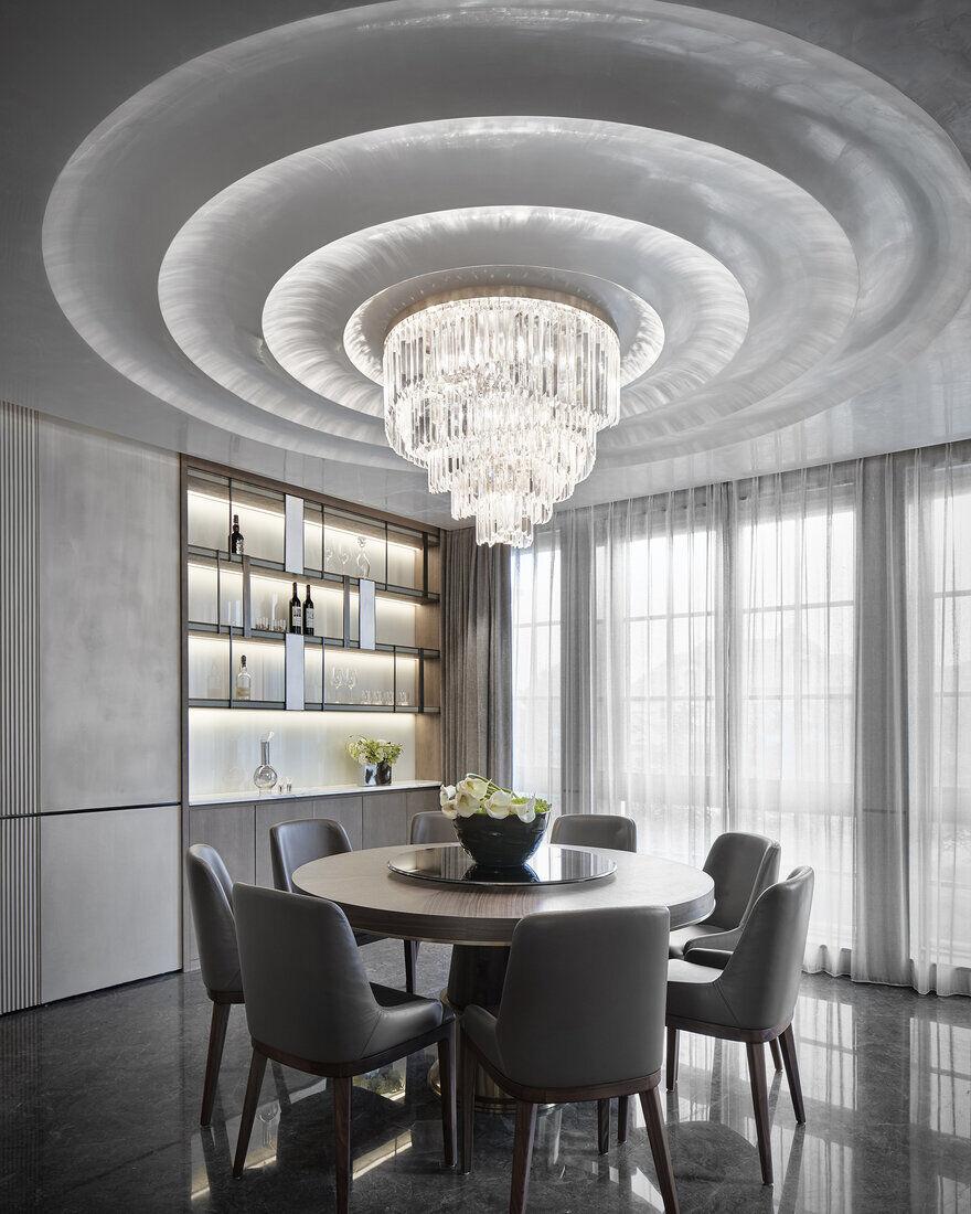 dining room, GFD Interior Designs