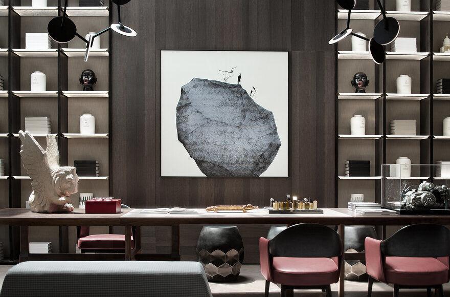 home office / ONE-CU Interior Design Lab