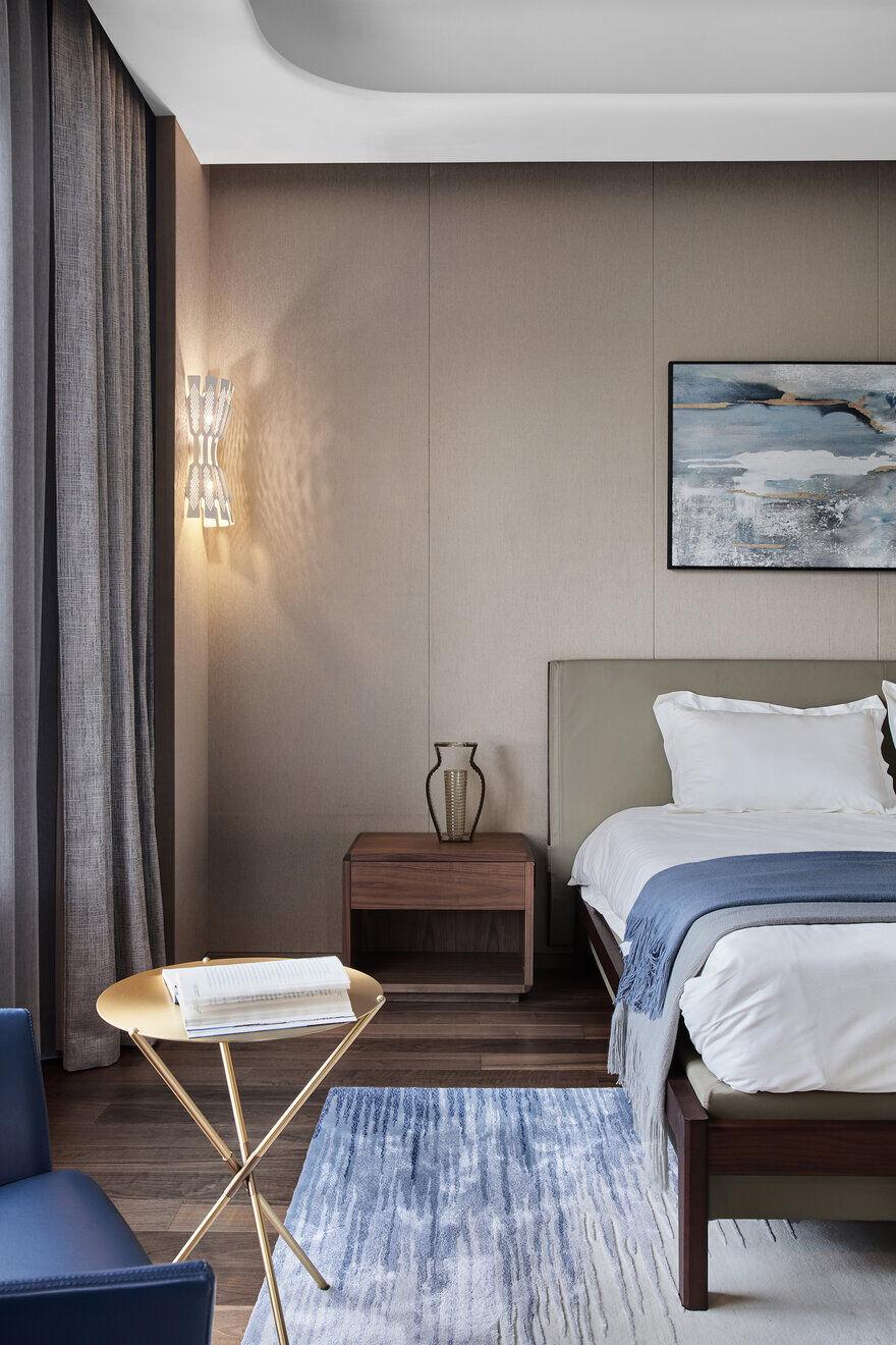 bedroom, GFD Interior Designs