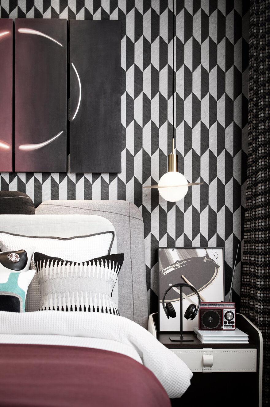 bedroom / ONE-CU Interior Design Lab