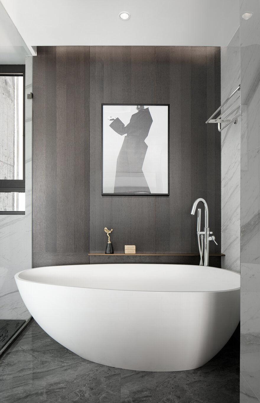 bathroom / ONE-CU Interior Design Lab